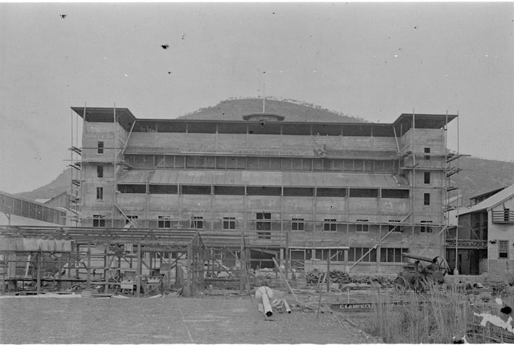 129278PD: Wyndham Meatworks under construction, 1915-1918 http://encore.slwa.wa.gov.au/iii/encore/record/C__Rb3926675?lang=eng
