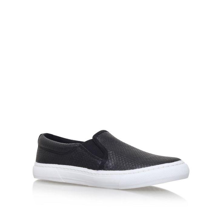Miss KG Kellie flat slip on sneakers, Black | Miss KG | Pinterest | Ladies  shoes and Black