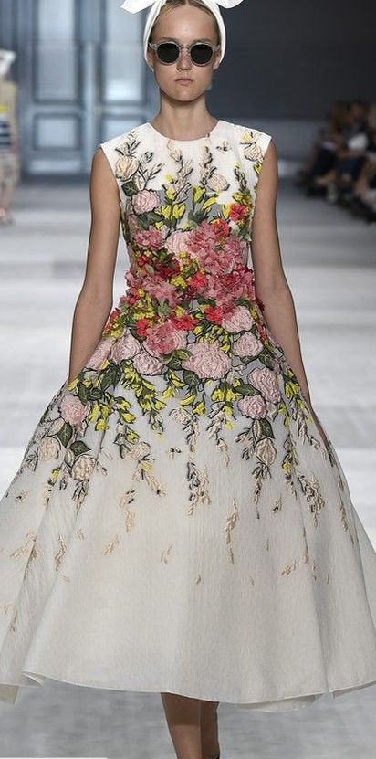 Giambattista Valli Couture Fall 2014