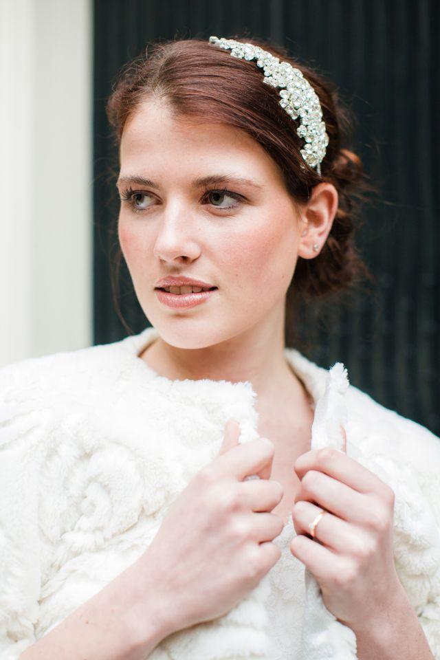 Bruidsmake-up voor de winterbruid | ThePerfectWedding.nl