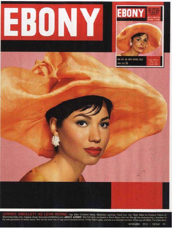 ebony-jurnee Smollett as Lena Horne
