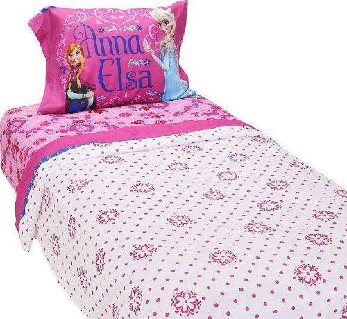 Disney Frozen Bedding & Room Decor