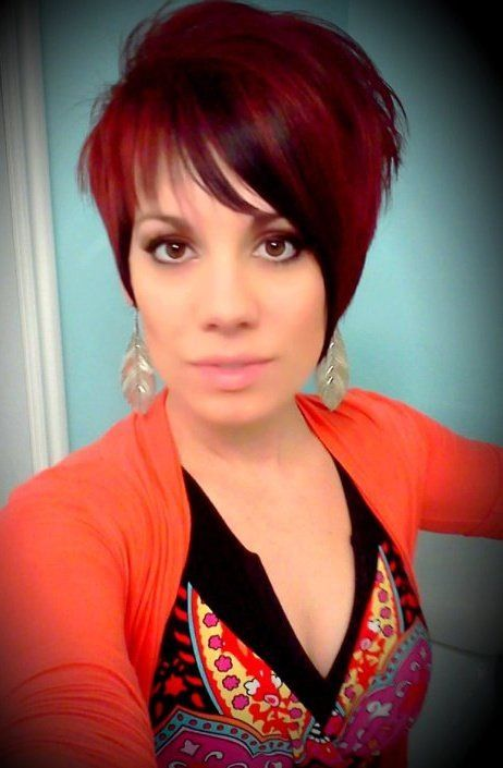 Enjoyable 1000 Ideas About Short Asymmetrical Hairstyles On Pinterest Short Hairstyles Gunalazisus