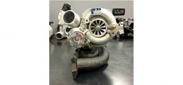 Turbina Audi Modificata uso Racing