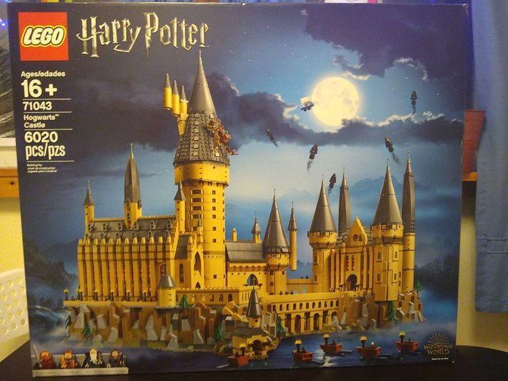 Gaming Pinwire Lego Harry Potter Hogwarts Castle Set 71043 Harrypotter Harry 4 Mins Ago Red De Harry Potter Hogwarts Castle Hogwarts Castle Hogwarts