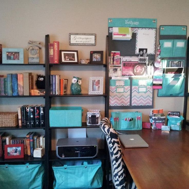 Thirty One products!  Organize your space...https://www.mythirtyone.com/493918/