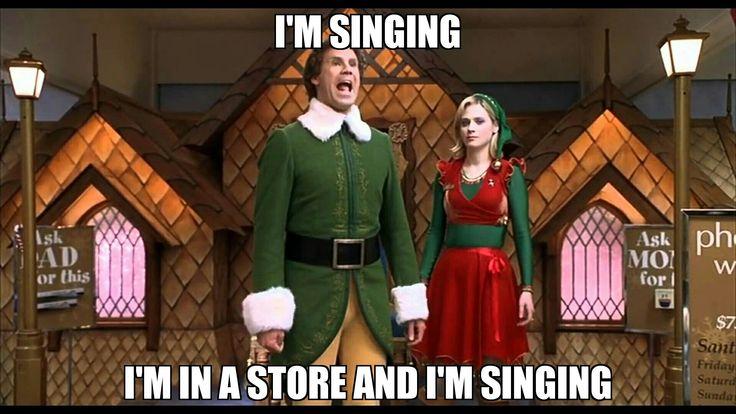 #ElfMovie #Elf #BuddyTheElf #Buddy #WillFerrell #singing #Christmas #meme #memes #popculture #socialmedia #administration #management #advertising #marketing #smallbusiness #smallbiz #MJBSocialMediaSolutions