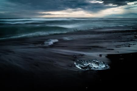 Crystals on the beach Photo by Angiolo Manetti — National Geographic Your Shot