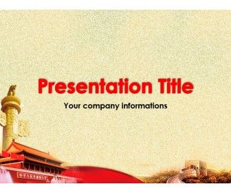 104 best powerpoint templates images on pinterest download china powerpoint templates for your presentations use this free presentation template to create presentation toneelgroepblik Image collections