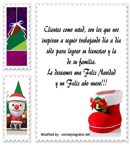 Mejores 124 im genes de mensajes de navidad corporativas - Frases navidenas para empresas ...