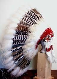 """Résultat de recherche d'images pour """"coiffe amérindienne"""""""