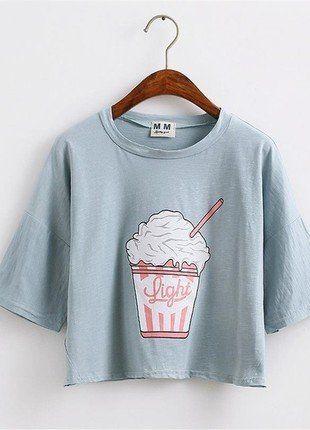 Kup mój przedmiot na #vintedpl http://www.vinted.pl/damska-odziez/koszulki-z-krotkim-rekawem-t-shirty/16817214-niebieski-t-shirt