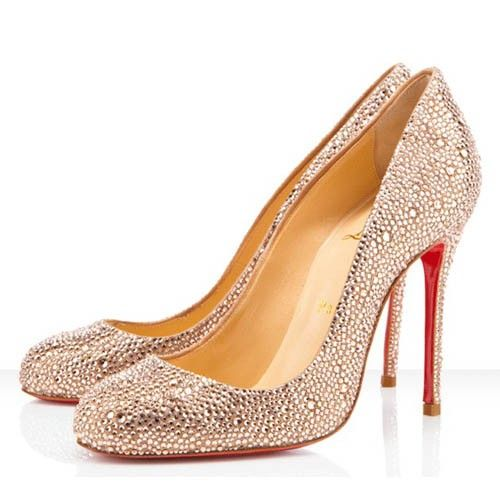 Couture Chaussures escarpins GLITTER Couture soldes yMCxkimm