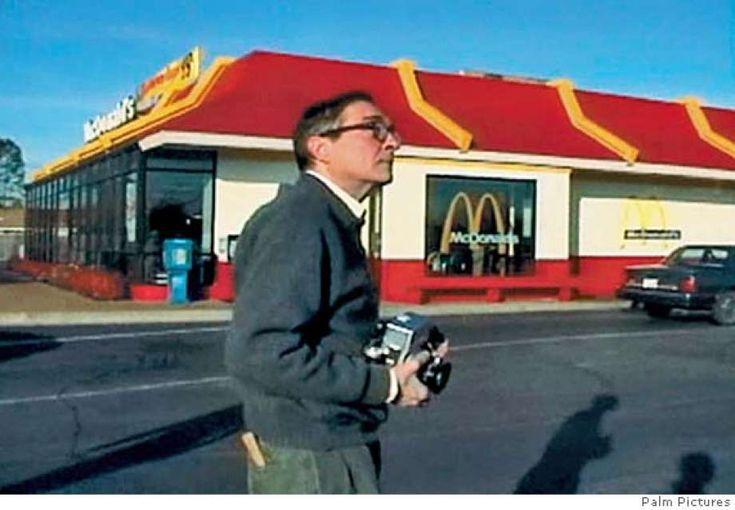 William Eggleston in the Real World (2005) - Michael