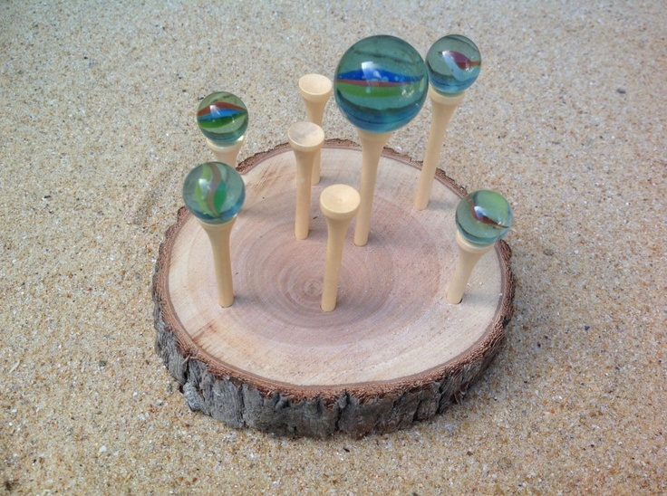 These are Tee Tree Cookies. Helps develop fine motor skills, balance and hand-eye co-ordination. Find these on my facebook page   http://www.facebook.com/Fingadingadoo
