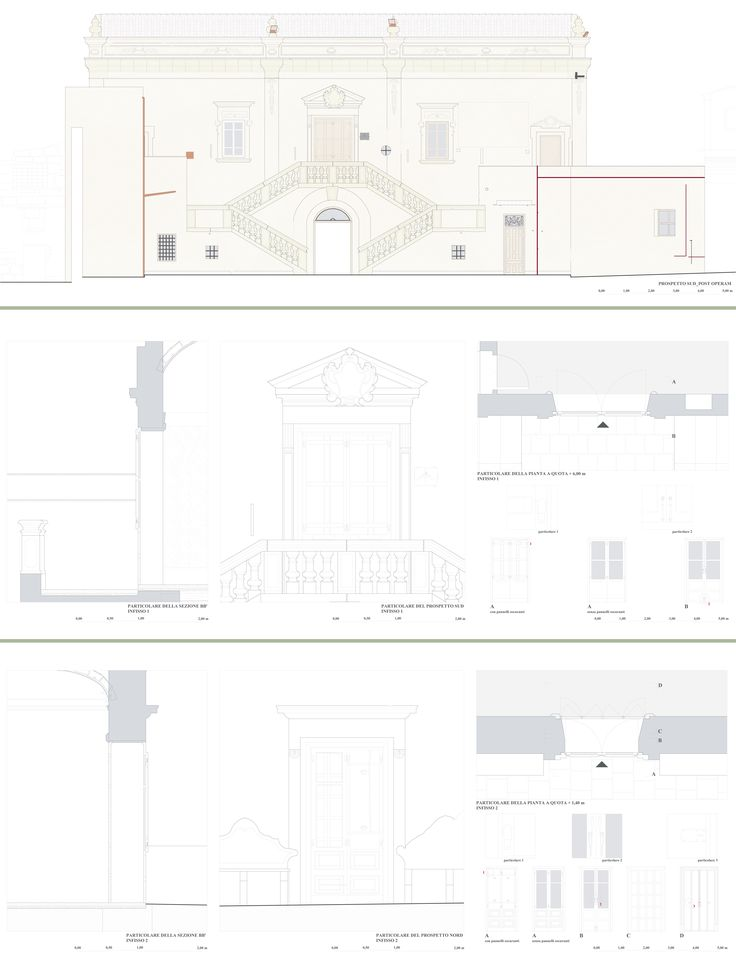 Villa Merlo - Ficarazzi (PA)_conservation project: technological analysis and technical interventions Second Master thesis  3 of 3 Edit by Angela Culletta