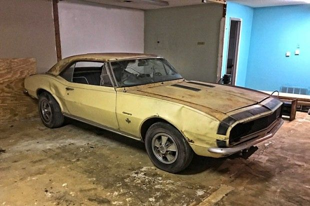 Camaro Fixer Upper: 1136 Best Cool Cars That Need Love. Images On Pinterest