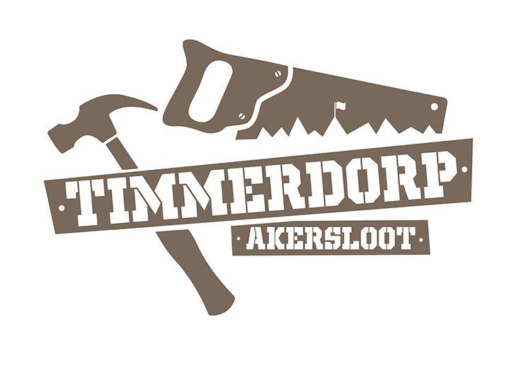 Logo design voor Timmerdorp Akersloot