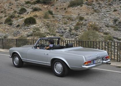 1963 Mercedes-Benz SL 230 (W113)