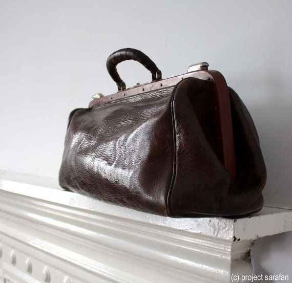 1000 Images About Old Doctor S Bags On Pinterest