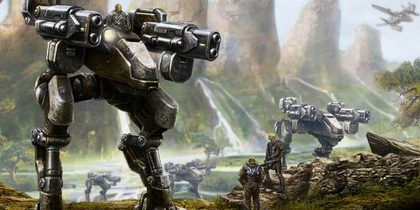 Anuncian GREY GOO un nuevo RTS