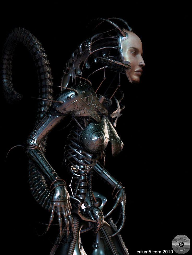 wallpaper cyberpunk metropolis robots - photo #28