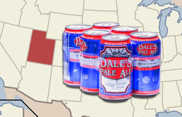 Craft Beer Maker Oskar Blues Marks 46th U.S. State With Launch Of Utah Distribution