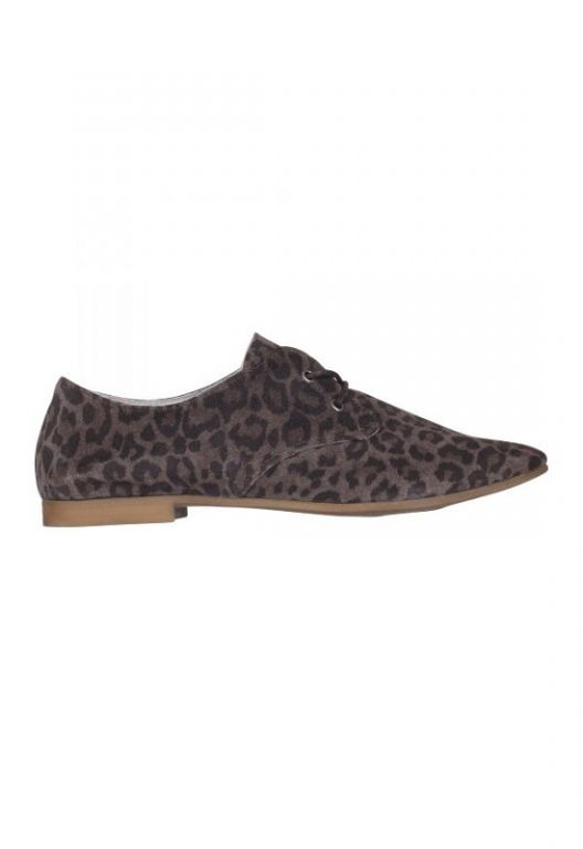 Amust Leopard shoe dark leopard Gerita02 - Accessories - MaMilla