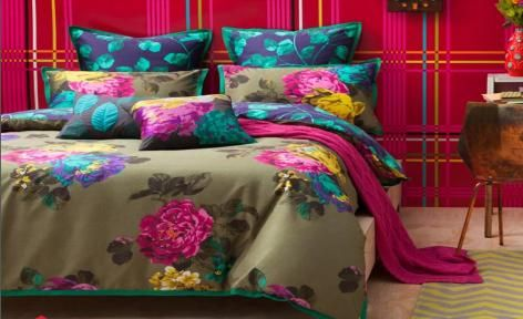 Dafny Quilt Cover Set by Kas