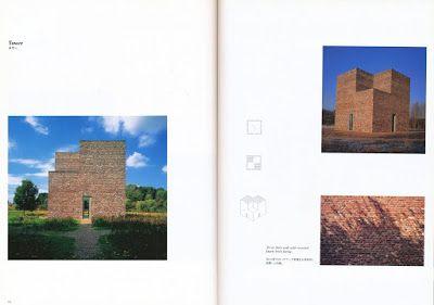 Ideas for Brick Architecture