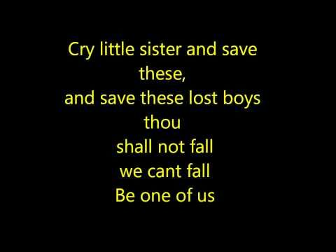 Motionless In White We Only Come Out At Night Lyrics