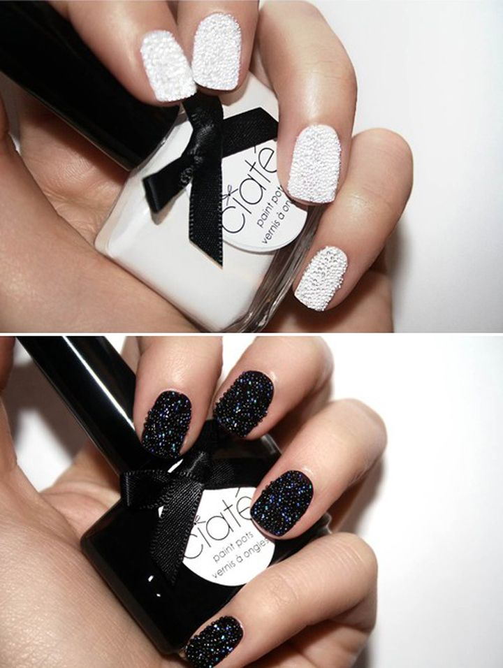 Amazing nails! More makeup on http://blogg.veckorevyn.com/hiilen/category/naglar/