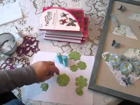 Heartfelt Creations Butterfly Medley Collection - YouTube
