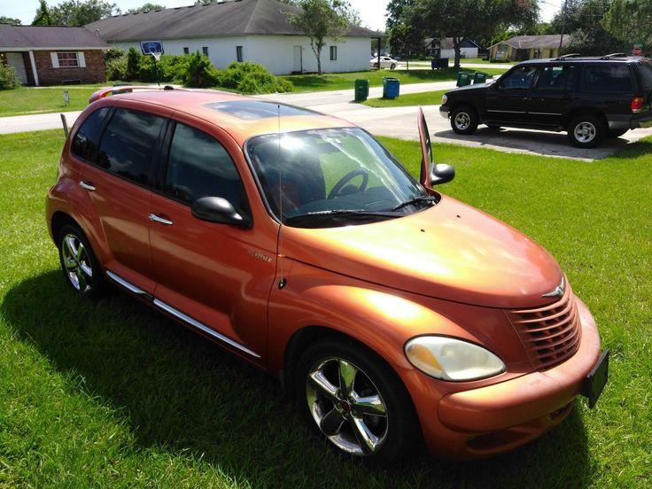 2003 Chrysler PT Cruiser  2003 CHRYSLER PT CRUISER TURBO DREAM CRUISER EDITION
