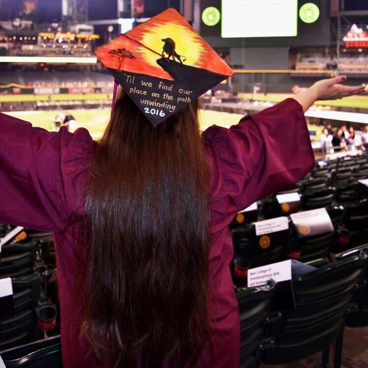 Forever in love with my cap inspired by the Lion King. - #forever #inspired - #DecorationGraduation