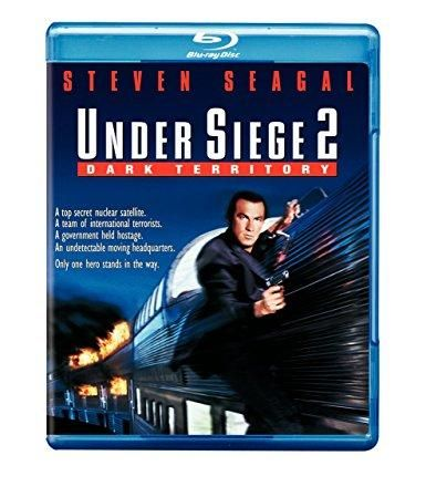 Under Siege 2: Dark Territory Steven Seagal, Eric Bogosian, Katherine Heigl, Everett McGill, Morris Chestnut, Kurtwood Smith, Nick Mancuso, Peter Greene, Andy Romano, Brenda Bakke