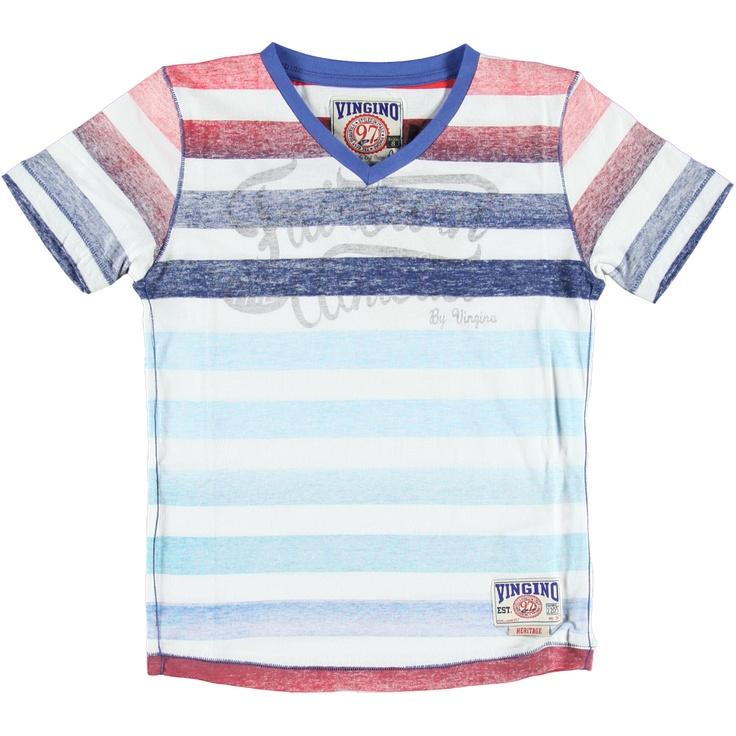T-Shirt Jericho | Vingino | Daan en Lotje https://daanenlotje.com/kids/jongens/vingino-t-shirt-jericho-001460