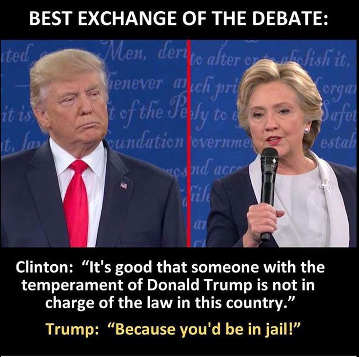 You'd be in JAIL! Everyone knows she should be in jail. Crazy corruption going on! Vote Trump make politicians accountable for their behavior!