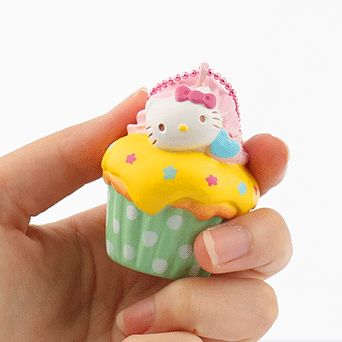17 Best images about Squishies on Pinterest My melody, Donuts and Ball chain