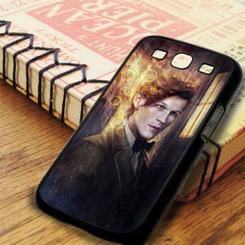 Doctor Who On Tardis Samsung Galaxy S3 Case