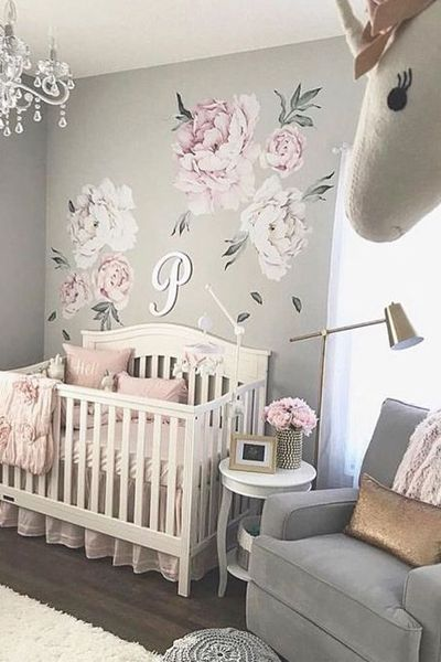 7 heißesten Baby Nursery Decor Trends für 2018 – Nursery decor ideas