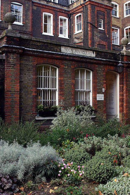 Inns of Court. London