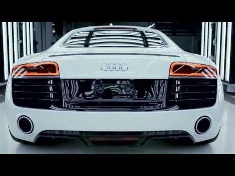 Mirá como se construye el Audi R8  La automotriz alemana presentó un video en el que se muestra como se ensambla uno de sus deportivos más potentes.