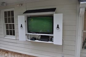 The Cow Spot: TV in a Box.
