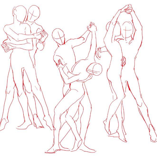 A practice lap dance 6
