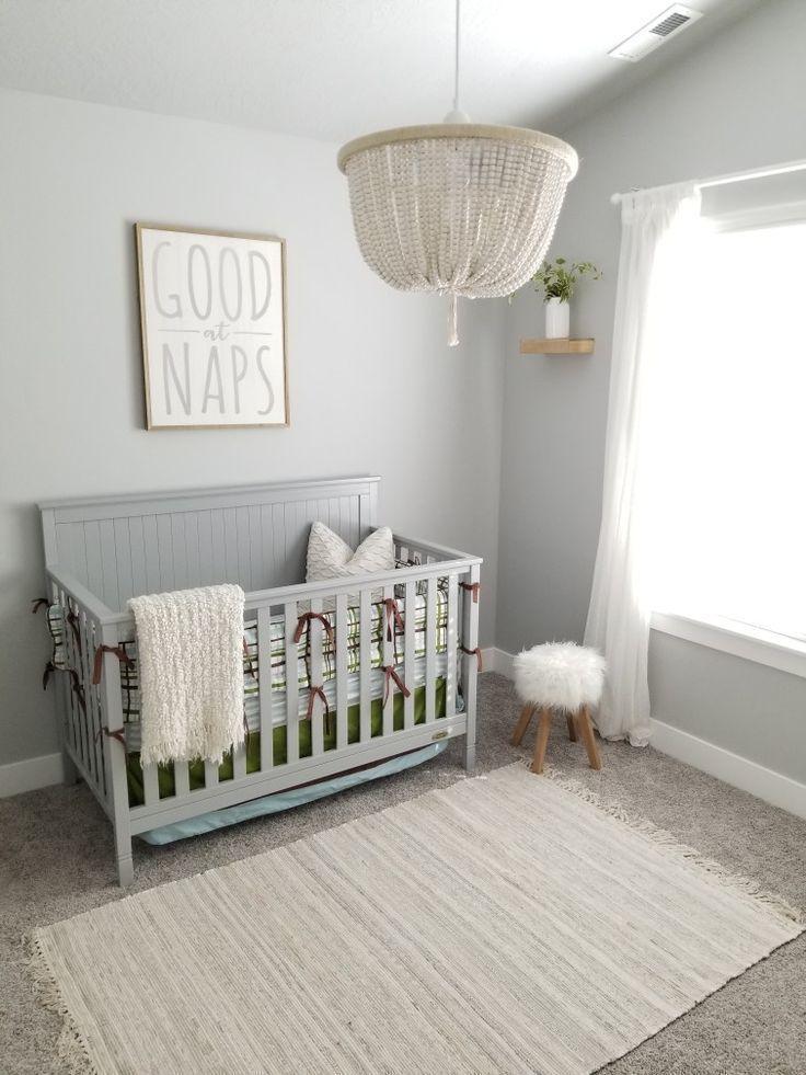 28 Neutral Baby Room Decor Ideas With