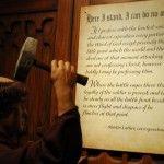 Martin Luther, l'homme qui fit trembler l'Eglise