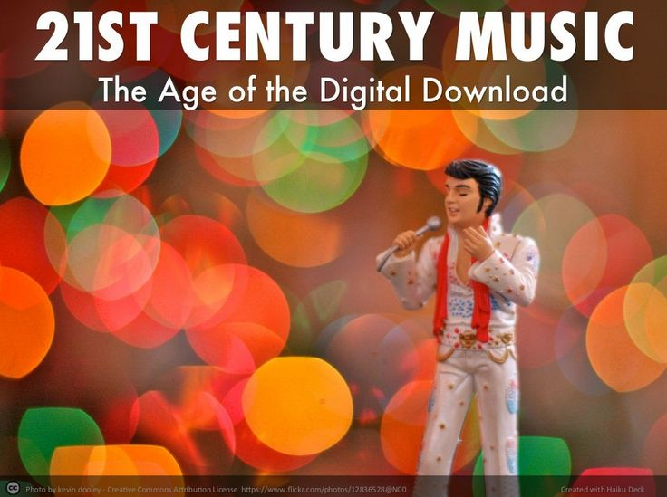21st Century Music-The Age of the Digital Download - a flipbook by Jack. #film260 #queensu #queenscds