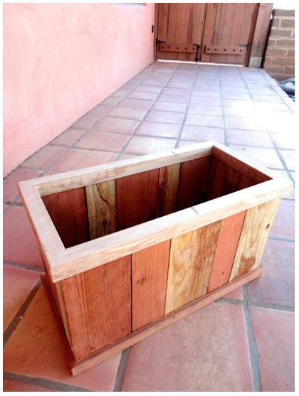 Urban Gardening Portable Garden Box Raised by VerdeValleyOutpost