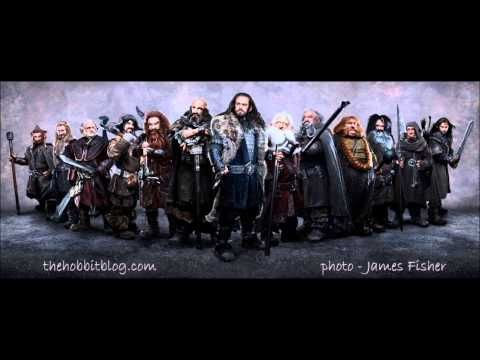 Misty Mountains (or) Thorin's Song (or) Dwarf Song from Hobbit Trailer
